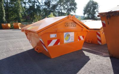 Kleinmengensammlung für Schadstoffe