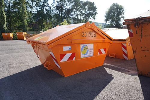 Stadtreinigung Schmalkalden SSR Container bestellen