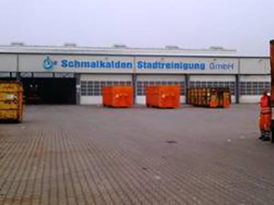 Stadtreinigung Schmalkalden SSR Wernshausen